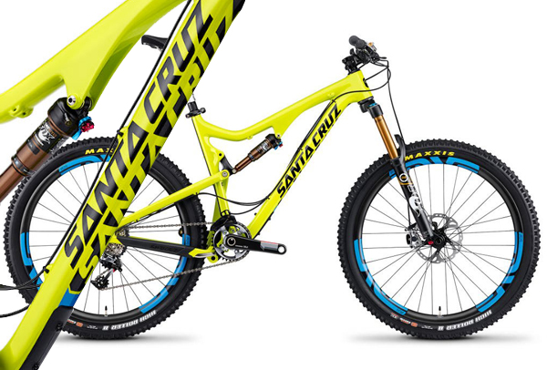 Santa Cruz Bronson – No April Fool